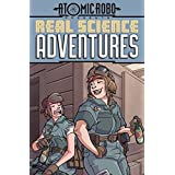 Atomic Robo Presents Real Science Adventures: Raid on Marauder Island