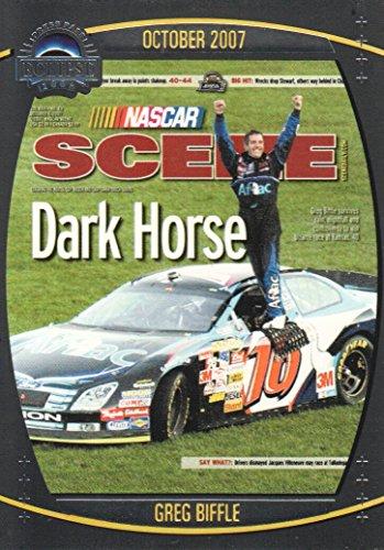 2008 Press Pass Eclipse NASCAR Racing #48 Greg Biffle NASCAR Scene ()