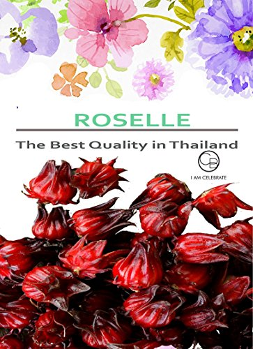 All Good Things Organic Seeds Roselle Seeds (230): Certified Organic, Non-GMO and from the (Anemone Salad)