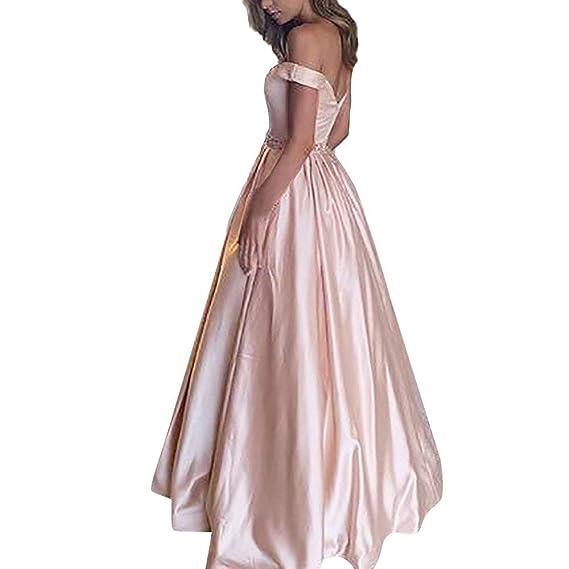 Vestido de Novia para Boda Blanco Chaleco sin Mangas POLP Largo Vestido Encaje Mujer Bodycon Dress Vestido de Fiesta Talla Grande Vestido de Noche ...