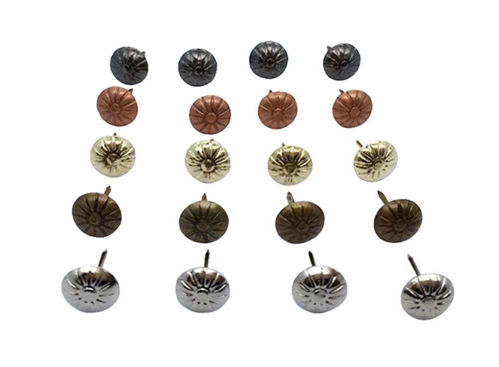 Sharp And Durable Metal Push Pins/Decorative Pushpins/100 Pieces, Multicolor Dragon Sonic