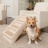 PetSafe Solvit PupSTEP Plus Pet Stairs, Foldable