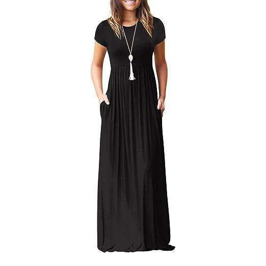 Kstare Women Off Shoulder Short Sleeve Slim Elastic Dovetail Evening Dresses Bodycon Wrap Tunic Pencil Midi