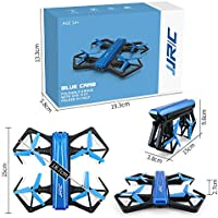 Fineser JJRC H43WH RC Quadcopter Drone with 720P HD Camera 2.4GHz 6-Gyro with Altitude Hold Function,Headless Mode and One Key Taking Off / Landing,Includes Extra 2 Battery