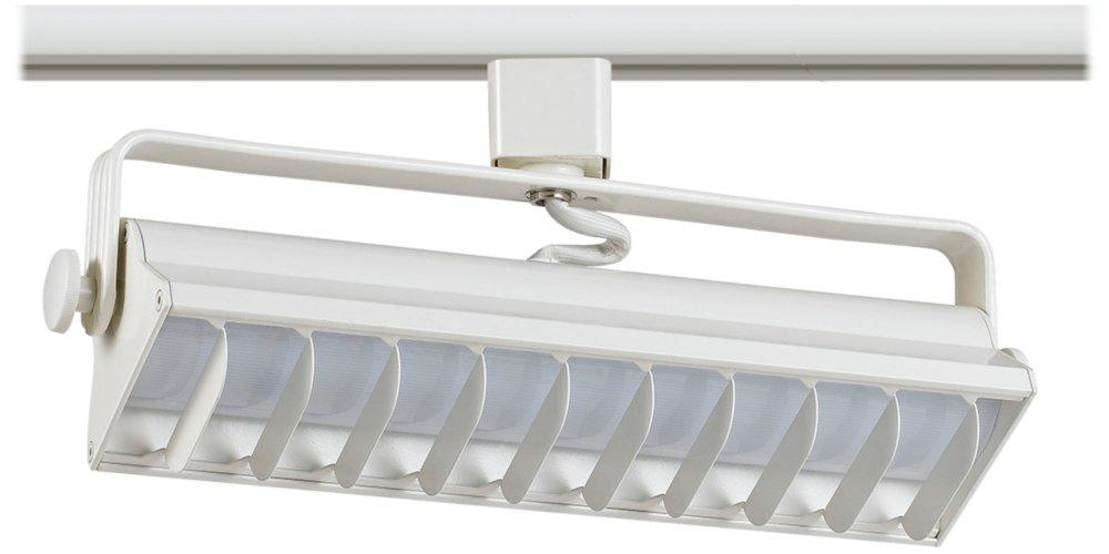 Riley White 20 Watt LED Wall Washer Track Head for Juno