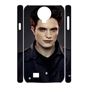 D-PAFD Cell phone Cases Edward Cullen Hard 3D Case For Samsung Galaxy S4 i9500