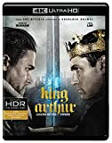 King Arthur: Legend of the Sword (4K Ultra HD/BD) [Blu-ray]