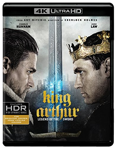 King Arthur: Legend of the Sword (4K Ultra HD + Blu-ray + Digital) (4K Ultra HD)