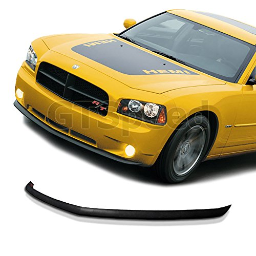 NEW - 05 06 07 08 09 10 Aftermarket Made DODGE CHARGER OE Front PU Bumper Add on - Front Style Bumper Charger