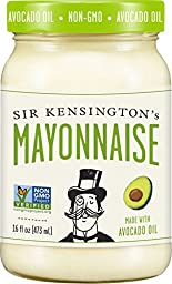 Sir Kensington\'s Avocado Oil Mayonnaise, 16 oz