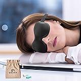 OriHea Eye Mask for Sleeping, Sleep Mask for Men