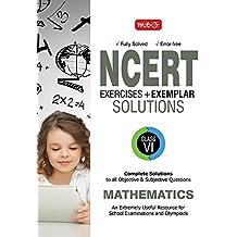 NCERT Exercises + Exemplar Solutions Mathematics - Class 6