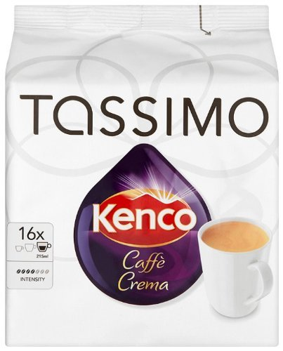 Tassimo Kenco Americano Smooth (Old Name: Caffe Crema)