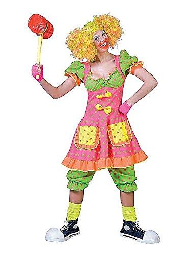Pokey Costume (Pokey Dot Clown Costume for Adults)