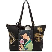 Disney Mulan Fashion Bag for Women Black