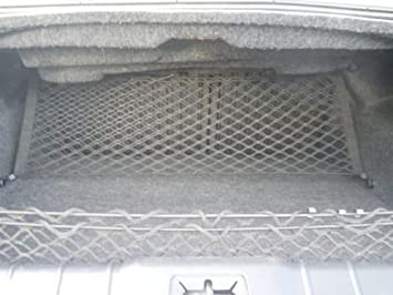 Envelope Style Trunk Cargo Net for Chevrolet Malibu SEDAN 1997-2012 Brand New
