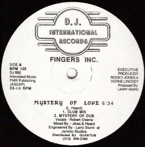 Mystery Of Love by D.J. International