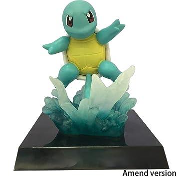Lilongjiao Pokémon: Squirtle Skills Museum Figura De Acción ...