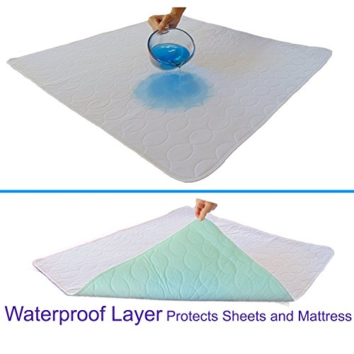 Bed Pads Washable Waterproof Incontinence Mattress
