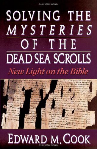 Solving the Mysteries of the Dead Sea scrolls