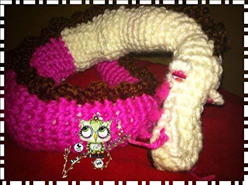 DRAGONCITO DRAGÓN AMIGURUMI (Bebé, crochet, ganchillo, muñeco, peluche, niño,