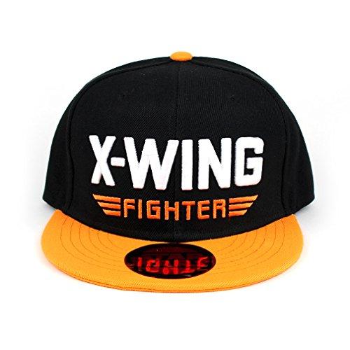 7 Gorra nbsp;X Fighter de nbsp;– Wars negro béisbol Wing Gorra nbsp;Hombre Star 4qtC5xwU