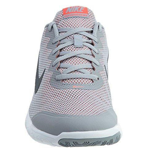 Nike Flex Experience RN 4 Laufschuh Wolf Grau / Dunkelgrau