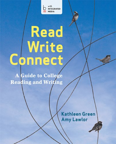 Read,Write,Connect:Guide To Coll.Read..