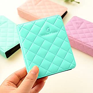 Shopizone Mini 36 Pockets Album for Instax Mini 8/9 / 9+ Accessory Travel Diary to Store Memories – Green 51aIZcWpGeL