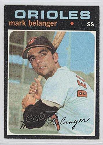 1971 Topps Baseball (Mark Belanger (Baseball Card) 1971 Topps - [Base] #99)
