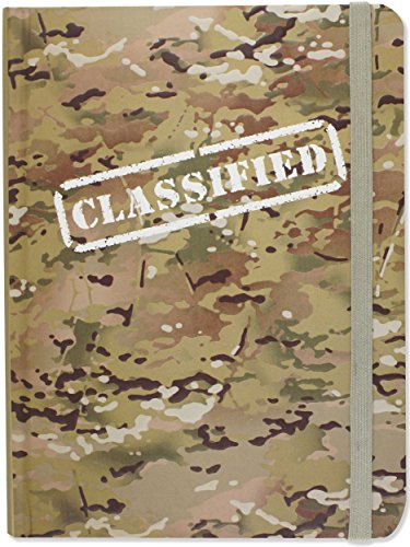 Camouflage Journal (Diary, Notebook)