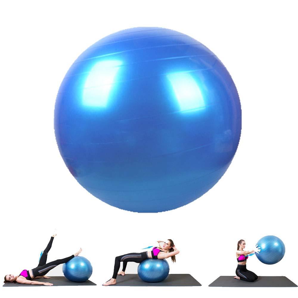 XGYUII Pelota de Ejercicio de Yoga Pelota Anti-ráfaga Pelota ...