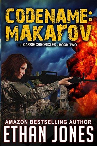Codename: Makarov: Carrie Chronicles # 2 ebook