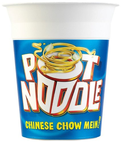 90g Pot (Chinese Chow Mein Pot Noodle 90g (Pack of)