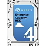 Seagate 4TB Enterprise Capacity SAS 12Gb s 512n 3.5'' Internal Hard Drive Model ST4000NM0025