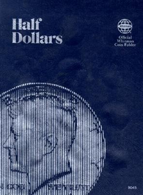 Coin Folders Half Dollars: Plain [CFH-PLAIN HALF DOLLARS] [Hardcover]