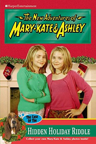 Download The Case Of The Hidden Holiday Riddle (The New Adventures of Mary-Kate & Ashley #44) pdf