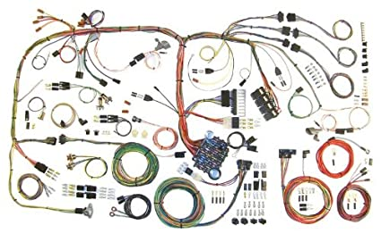 amazon com american autowire 510289 wiring harness for dodge rh amazon com 1974 dodge challenger wiring harness 1974 dodge challenger wiring harness