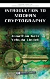 Introduction to Modern Cryptography: Principles and Protocols (Chapman and Hall/CRC Cryptography and Network Security Series)