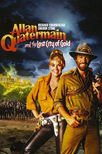 Amazon.com: Allan Quatermain and the Lost City of Gold