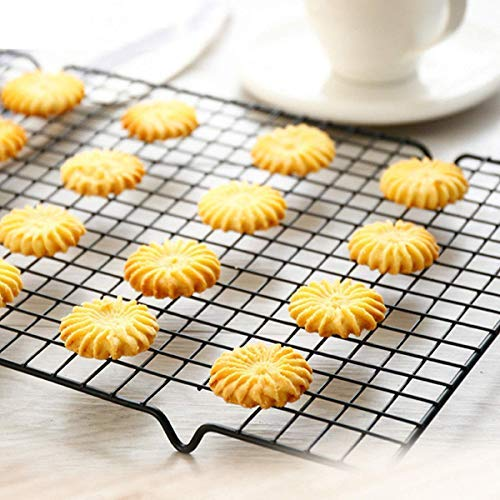 Perfect Pricee Nonstick Wire Cookie Cooling Rack for Baking Oven Safe Steel