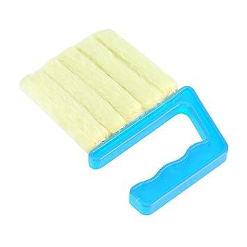 Ventana de la rejilla de microfibra cepillo limpiador producto de ...