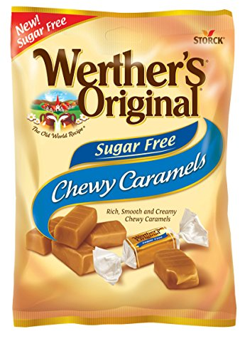 Werthers Sugar Free Chewy Caramels product image