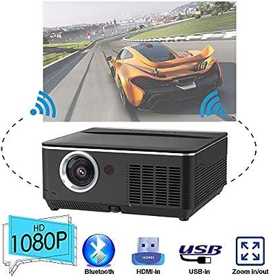Video Full HD Proyector 6000 lúmenes DLP 1920 x 1080 Cine en ...