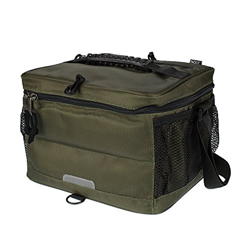 PackIt Freezable 18-Can Cooler, Olive