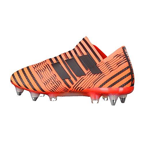 Adidas Herren Nemeziz 17+ 360agility Sg Fitnessschuhe Orange (narsol / Negbas / Negbas)