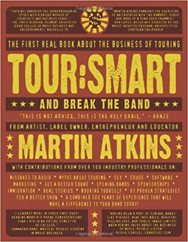 Book Tour:Smart: And Break the Band
