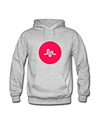 Musically Musical.ly Fan For Boys Girls Hoodies Sweatshirts Pullover Tops