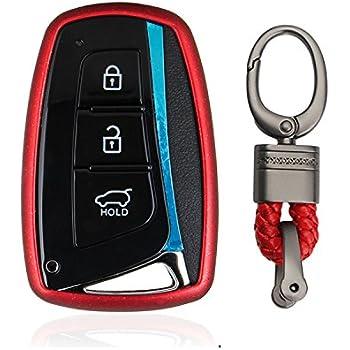 Amazon.com: MissBlue - Funda para llave de coche para ...