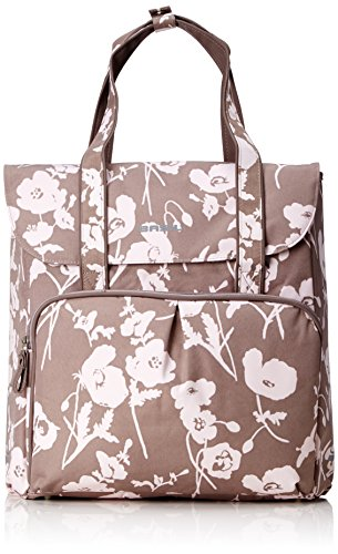 Basil Elegance Shopper Single Bike Pannier - Taupe (Pannier Shopper)